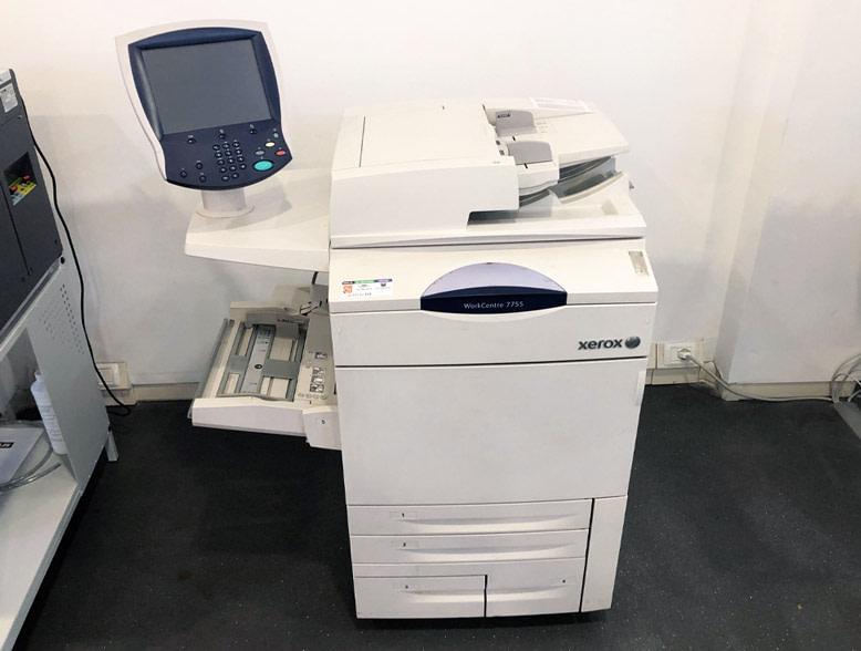 Xerox Workcentre 7755