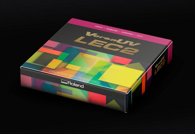 Roland - VersaUV - Plotter - Stampa e taglio UV