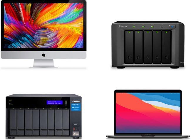 Apple-iMac-Macbook-Torino-Assistenza-Piemonte-Qnap-Synology-Server