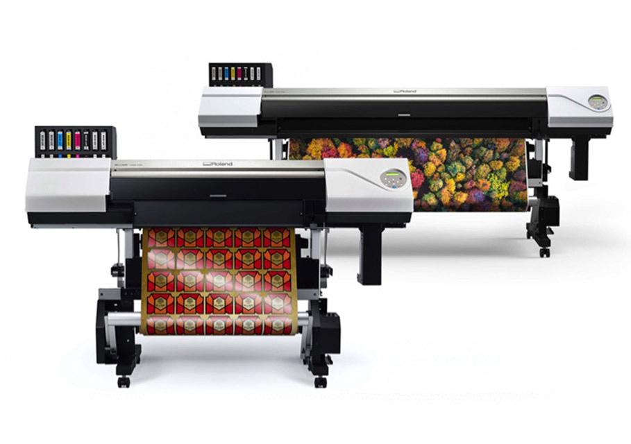 Lec2-330-640 - Roland - Plotter - Stampa e taglio UV