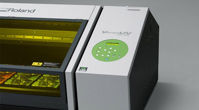Roland - Stampa UV - Plotter - Torino - Piemonte - Infosu
