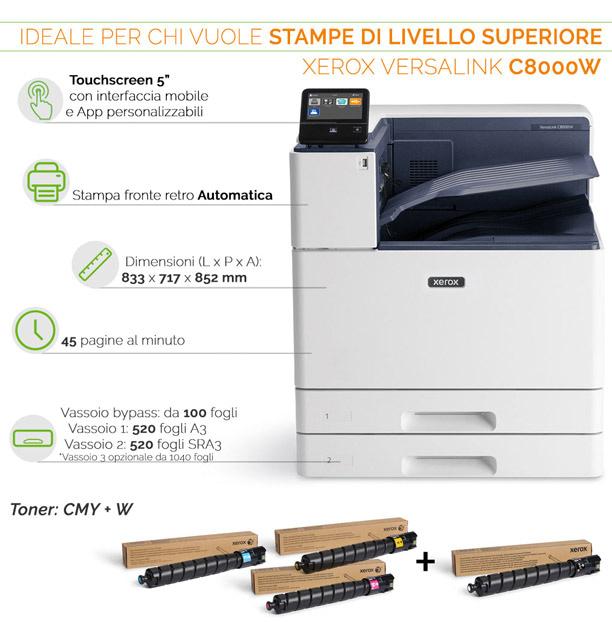 C8000W - Xerox - Infosu